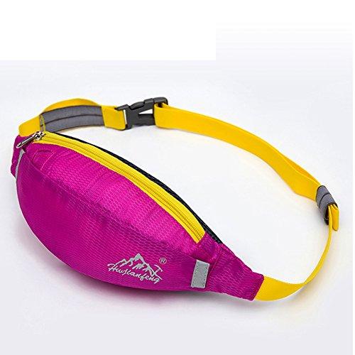 Pocket Damen Mini-Bewegung/ outdoor-Freizeit-Taschen/Ausgeführten Handy-Pakete/Ultralight Ausrüstung Taschen für einen Marathon M