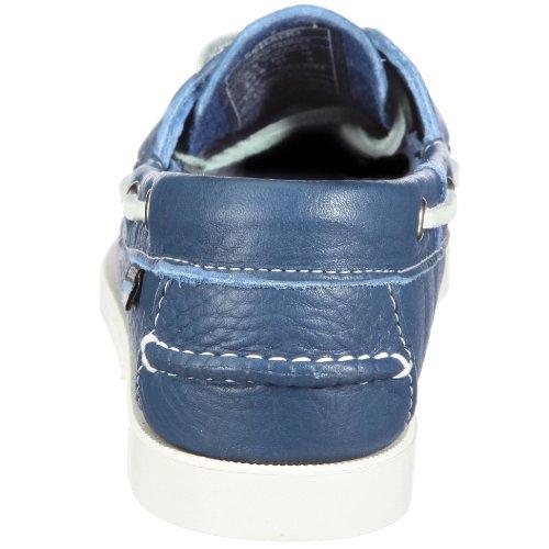 Sebago DOCKSIDES B57916, Damen, Halbschuhe Blau (Bijou Blue)