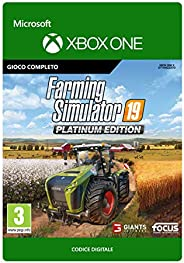 Farming Simulator 19: Platinum Edition | Xbox One - Codice download
