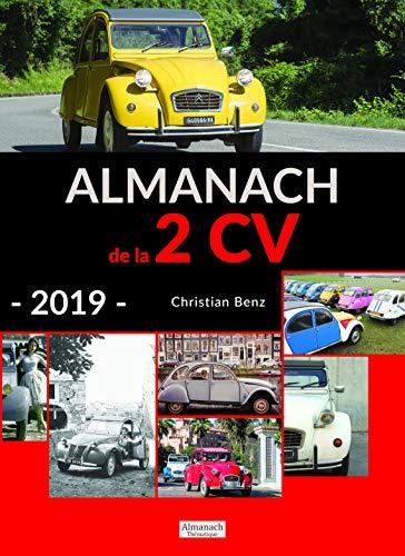 Almanach 2019 2cv par Christian Benz