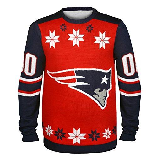 FOCO NFL Jersey-Pullover Medium rot