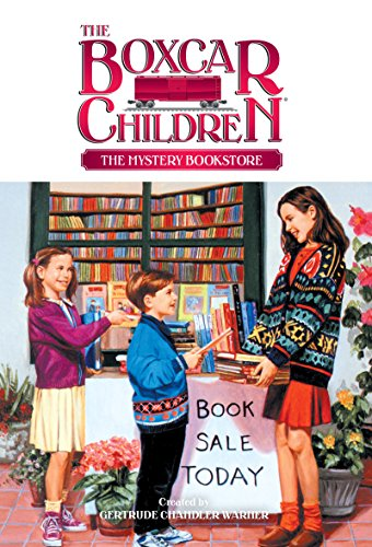 The Mystery Bookstore (The Boxcar Children Mysteries Book 48) (English Edition)