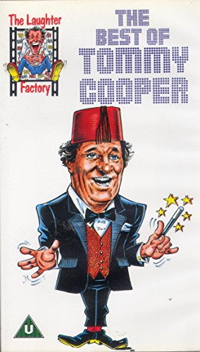 The Best of Tommy Cooper [VHS]