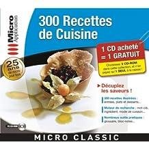 300 Recettes de cuisine