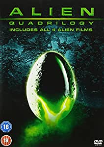 Alien Quadrilogy [DVD] [1979]