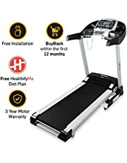FitPro LLTM36 Motorised Treadmill