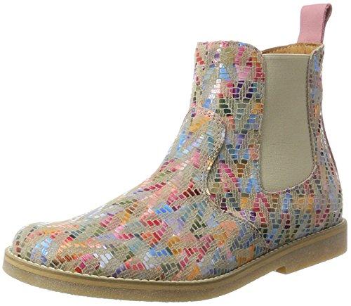 FRODDO Froddo Chelsea Boot G3160062-8, Bottes Chelsea fille Mehrfarbig (Multicolour)