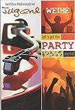 Jugendweihe Glückwunschkarte Geldgeschenkarte Herzlichen Glückwunsch zur Jugendweihe - 17-3120-6