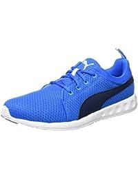 Puma Unisex-Erwachsene Carson Sneaker, Blau