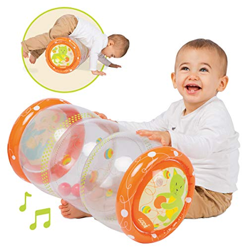 *Ludi Krabbelrolle für Babys*