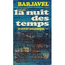 """La nuit des temps - """"Presses Pocket"""", 1971"""