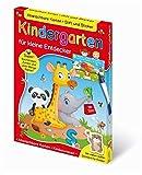 Kindergarten: Abwischbare Karten Kindergarten - für kleine Entdecker. Mit Stift + Sticker