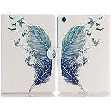 iPad Mini 3Case, elecfan® Slim Fit iPad Mini 123Carcasa funda con función atril y einge bautem magnético para función/para despertar para Apple iPad Mini 3, iPad Mini 2y iPad Mini 7.9pulgadas