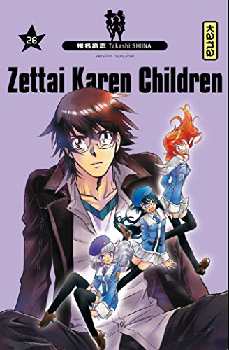 Zettai Karen Children Edition simple Tome 26