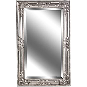 Super Spiegel Wandspiegel antik silber Barock CLAIRE 80 x 50 cm: Amazon KC13