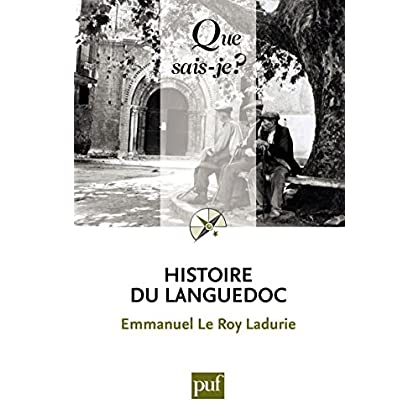 Histoire du Languedoc: « Que sais-je ? » n° 958