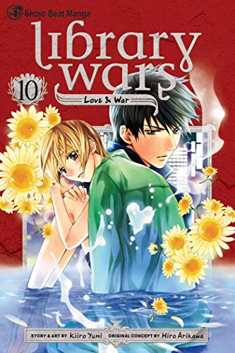 LIBRARY WARS LOVE & WAR GN VOL 10 (C: 1-0-1)