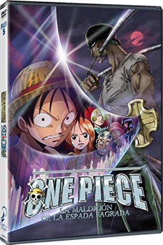 One Piece. Película 5. La Maldición  De La Espada...