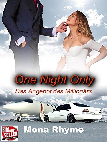 Buchcover One Night Only - Das Angebot des Millionärs