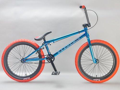 20 Zoll mafiabikes BMX Bike MADMAIN verschiedene Farbvarianten Harry Main, Farbe:Blue Fuel