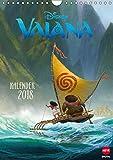 Vaiana (Wandkalender 2018 DIN A4 hoch): Das ideale Geschenk für alle Fans des Disneyfilms (Monatskalender, 14 Seiten )