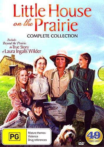 Little House On The Prairie: Complete Collection [Edizione: Australia] [Italia] [DVD]