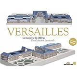 Versailles : La maquette du château