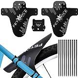 3 Pcs Mud Guard , Fahrrad Spritzschutz für vorne/hinten Plus 26