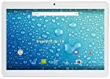 Mediacom SmartPad M-SP1AGO3G 8GB 3G Weiß Tablet - Tablets (24.4 cm (9,6 Zoll), 1280 x 800 Pixel, 8 GB, 3G, Android 7.0,