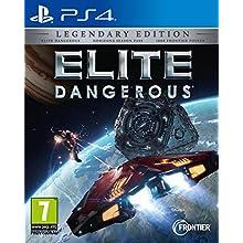Elite: Dangerous - Legendary Edition - PlayStation 4 [Edizione: Francia]