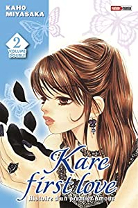 Kare first love Edition double Tome 2