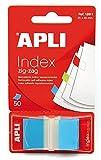 APLI 12611 - Índices adhesivos zig-zag