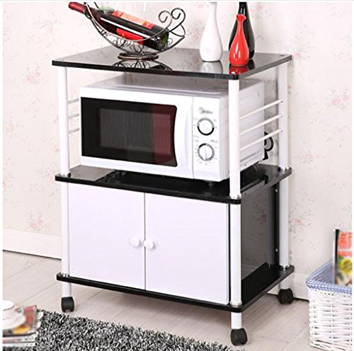 mobili-da-cucina-scaffale-per-cucina-microonde-forno-deposito-rack-scaffale-di-stoccaggio-due-strati