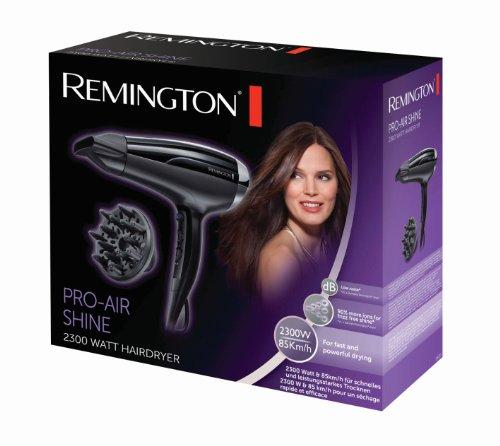 Remington D5215 Asciugacapelli Generatore di Ioni, 2300 Watt