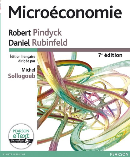 Microéconomie 7e Ed. + eText