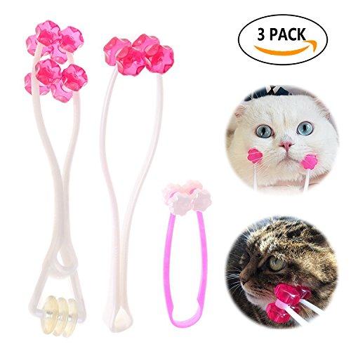 Das 3-teilige Katzen Massage Werkzeug für ein entspanntes Zusammenleben.