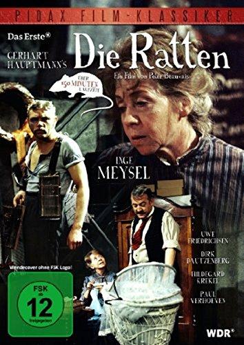 Die Ratten (Pidax Film-Klassiker) (Ratten Liebe)
