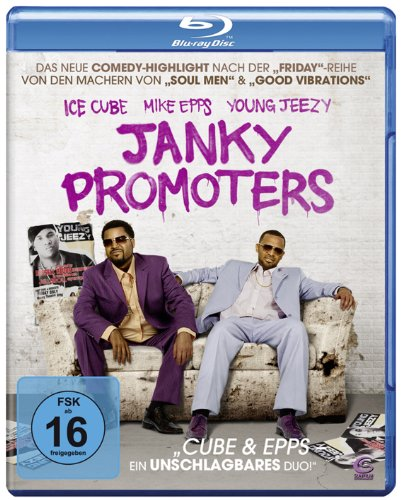 Janky Promoters [Blu-ray]