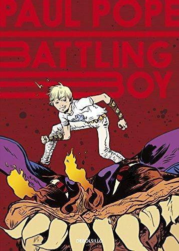 Battling Boy (Spanish Edition) by Paul Pope (2014-01-30)