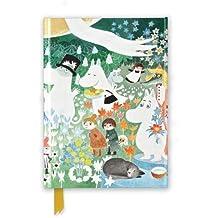 Moomin: Dangerous Journey (Foiled Journal) (Flame Tree Notebooks)