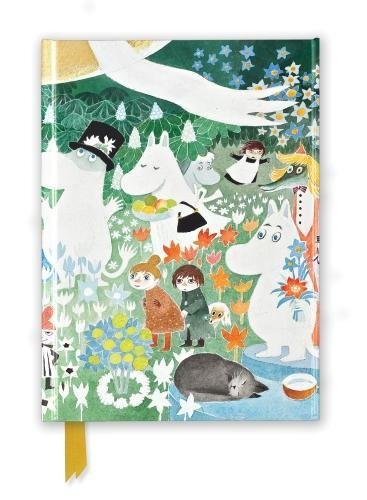 Moomin: Dangerous Journey (Foiled Journal) (Flame Tree Notebooks)