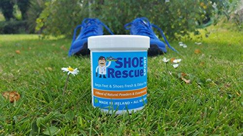 Zoom IMG-3 polvere per scarpe 100g elimina