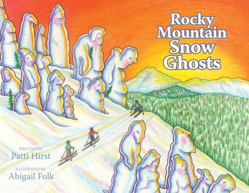 Rocky Mountain Snow Ghosts por Patti Hirst