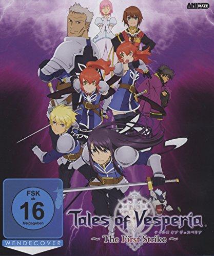 Tales of Vesperia - The First Strike [Blu-ray] (Amazon Kraftstoff)