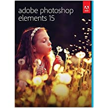 Adobe Photoshop Elements 15 Upgrade Version