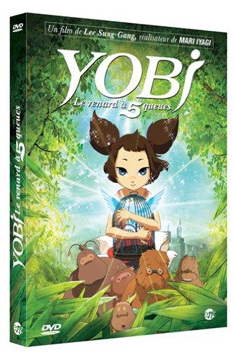 Yobi : le renard à 5 queues
