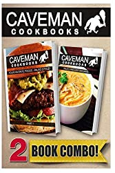 Your Favorite Foods - Paleo Style Part 1 and Paleo Freezer Recipes: 2 Book Combo (Caveman Cookbooks) by Angela Anottacelli (2014-05-17)