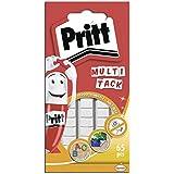 Pritt Multitack, 65 masillas adhesivas multiusos, removible y reutilizable