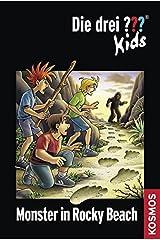Die drei ??? Kids, 44, Monster in Rocky Beach Gebundene Ausgabe
