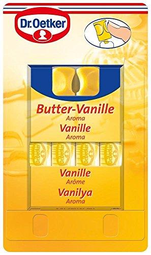 Dr. Oetker Backaroma Butter-Vanille 4 pcs